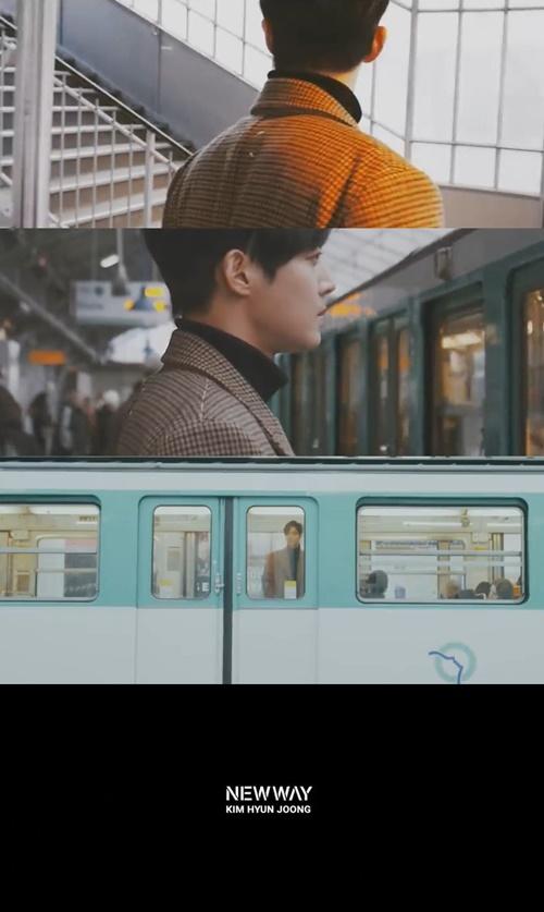 김현중이 신곡 'WHY'를 발매했다. 사진='WHY' 티저영상 캡처