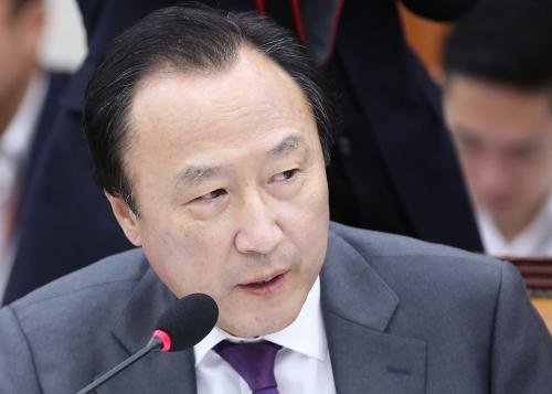 자유한국당 홍일표 의원