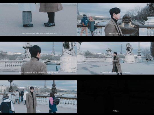 가수 겸 배우 김현중 'WHY' 뮤직비디오 / 사진=영상 캡처
