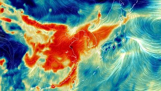 1월 최악 미세먼지..75%가 중국·몽골 등서 왔다[WKBL팀별순위|인어공주 토토]