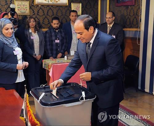 이집트 야당, 엘시시 대통령 임기연장 반대[망고 토토|모스크바 토토]