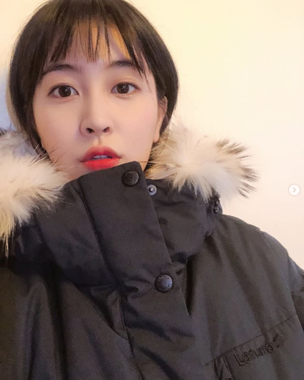 배우 박민지. /사진=박민지 인스타그램