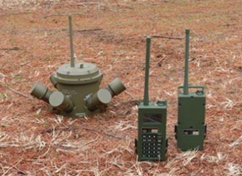 원격운용통제탄 탐지 및 살상장치, 원격제어무선장치, 중계기 [사진=방위사업청]