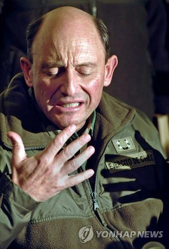 칠레 전 육참총장 독재정권때 반정부인사 24명 고문 혐의로 체포[펜션 토토|슈트 토토]