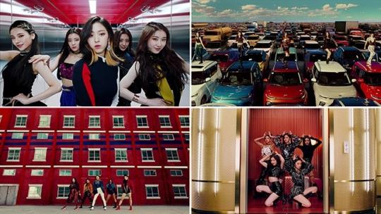 ITZY, 데뷔곡 '달라달라' 뮤직비디오 선공개
