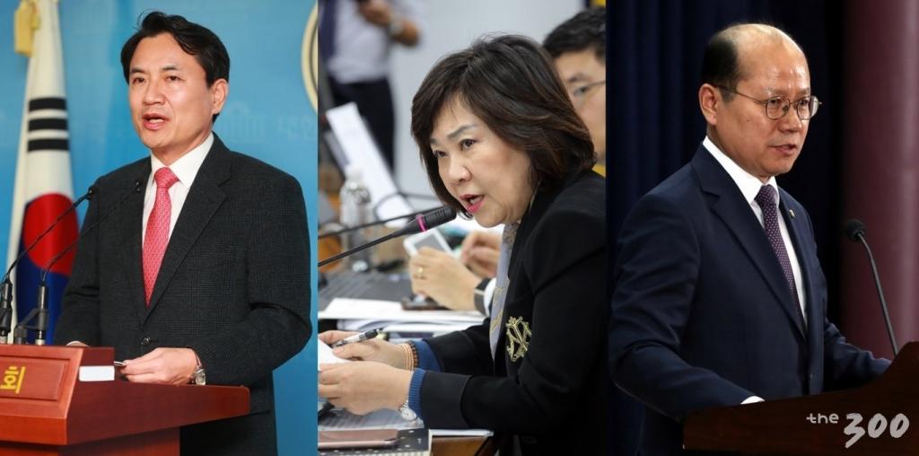 '5.18 망언' 김진태·김순례·이종명..과거 발언보니, '항문알바' ...