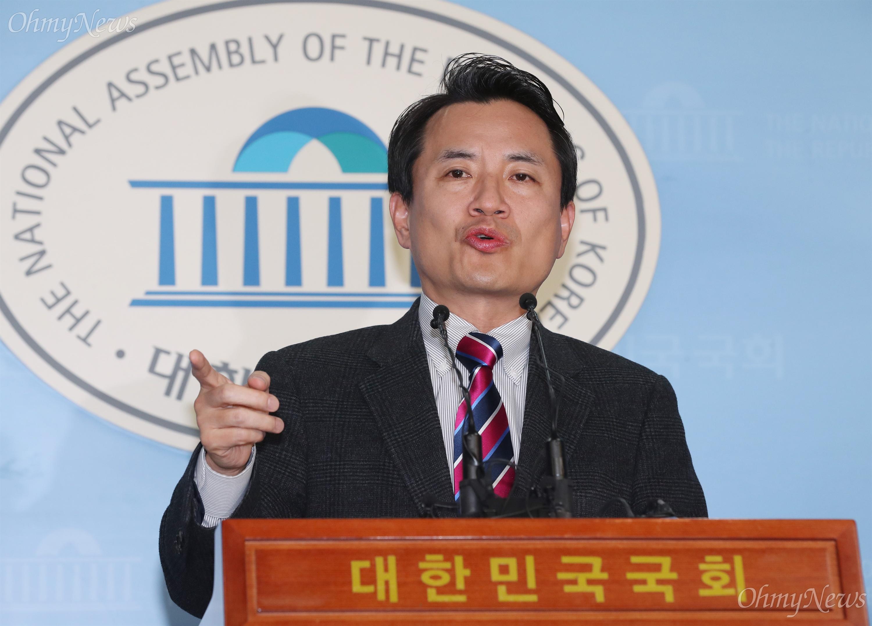 '5.18모독' 김진태의 '진짜 유공자' 강변.. 잘못한 게 없다?