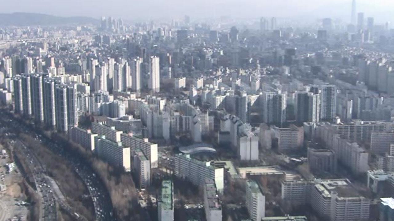 역전세난, 지방은 걱정-서울은 아직..세입자가 대비할 건?