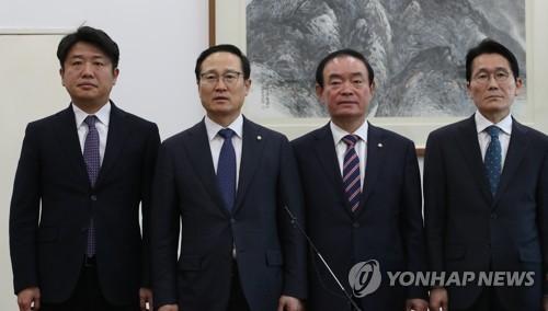 민주·야3당, 내일 김진태·이종명·김순례 윤리위 제소