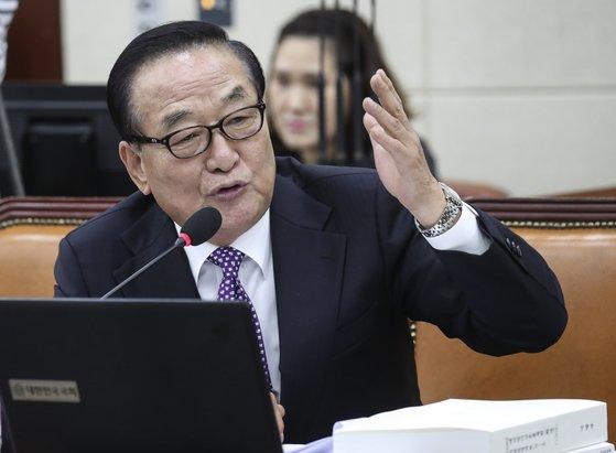 서청원 의원. 임현동 기자
