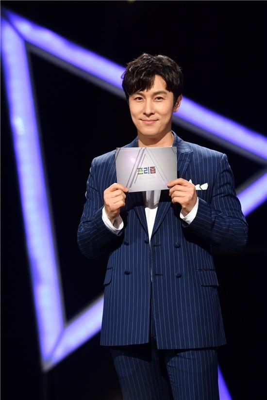 김동완, KBS2 '프리즘' 단독 MC.. 12일 첫 방송