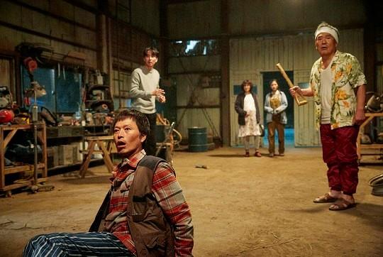 영화 '기묘한 가족'의 한 장면. 메가박스중앙(주)플러스엠 제공