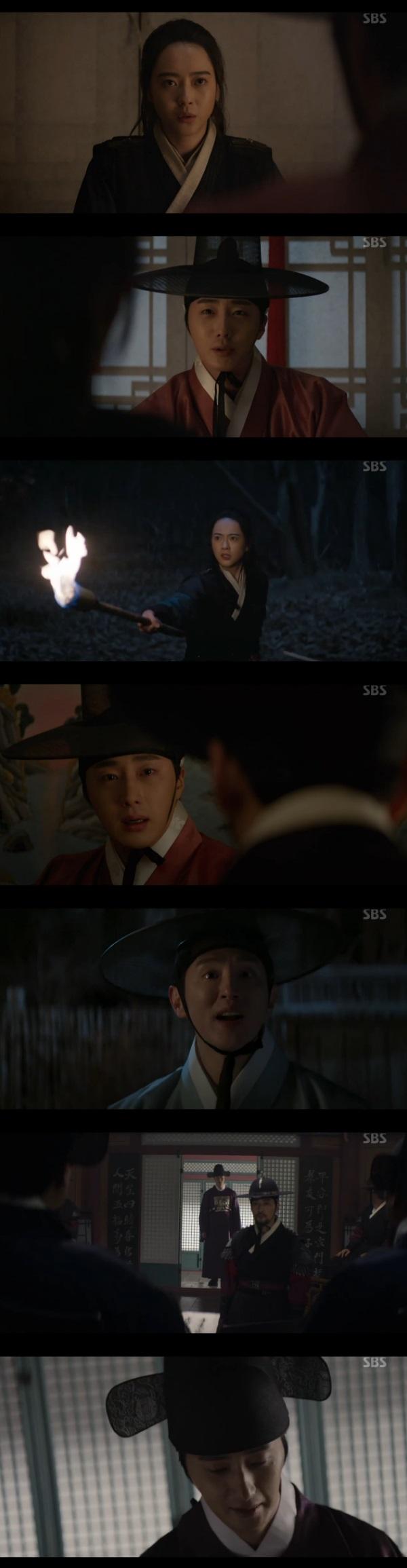 [종합] '해치' 정일우, 김갑수 회유 끝에 올바른 길 선택.. 본격 정...