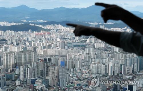 """고가토지 보유세 '상한'까지 뛴다…""""매매·증여 고민 커질 듯"""" [연합뉴스 자료사진]"""