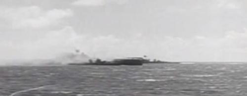 2차대전중 침몰한 美항모 호넷, 76년만에 해저 5km서 발견[카지노빅휠|e1 토토]