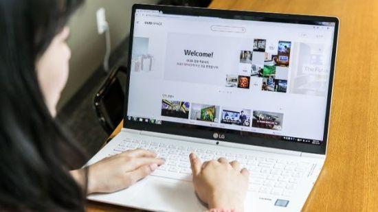 LG디스플레이가 생산하는 노트북용 IPS 패널. (사진=LG디스플레이)