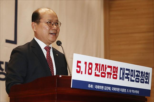 한국당, 이종명 '제명' 의미는..의석 내놓으며 '대국민사과'