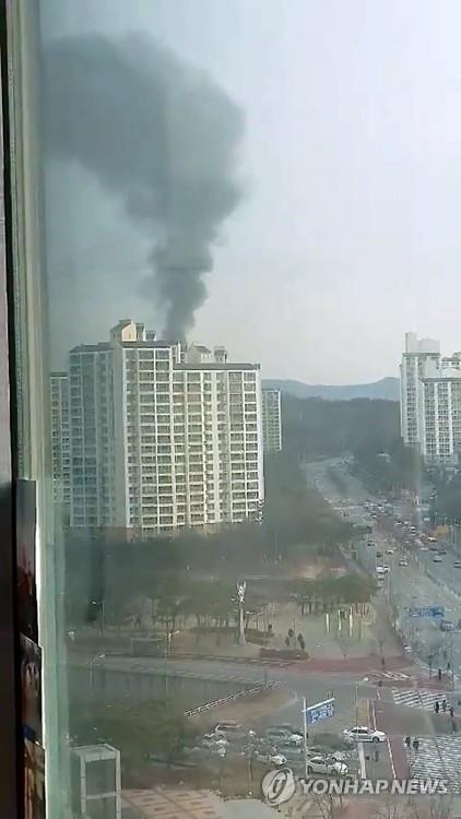 한화 대전공장 폭발로 3명 숨져..1년도 채 안 돼 '사고 재발'
