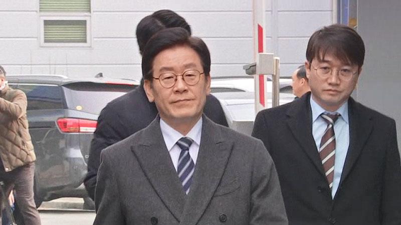 이재명 '친형 강제입원' 오늘 첫 법원 심리