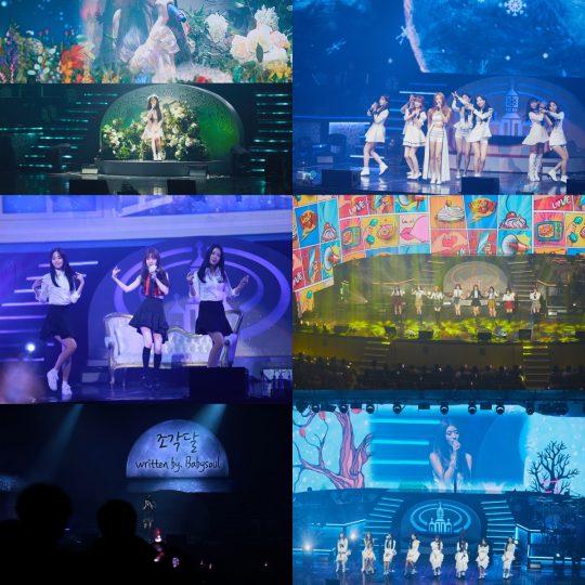 그룹 러블리즈(Lovelyz) 2019년 첫 단독 콘서트 '겨울 나라의 러블리즈 3' / 사진제공=울림엔터테인먼트