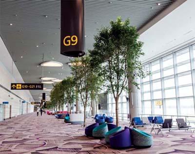 승객이 뽑은 세계 최고 공항은? 1위 창이공항..인천공항은 2위