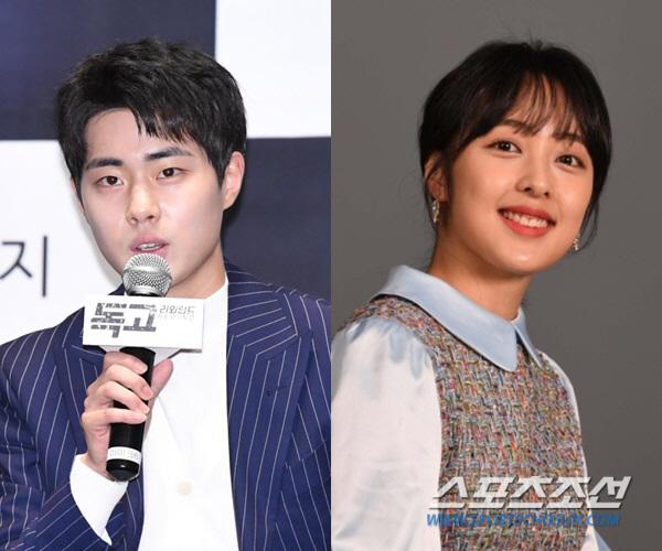 """[공식] 조병규♥김보라 열애정황 포착..소속사 """"확인 중"""""""