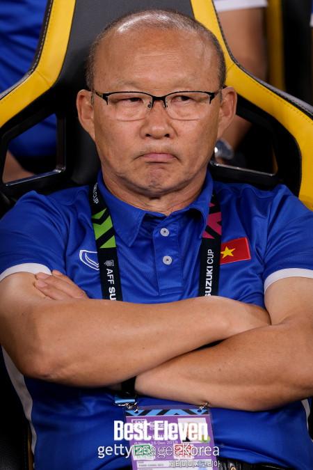 박항서, 베트남 A대표팀에만 올인하기로 최종 결정