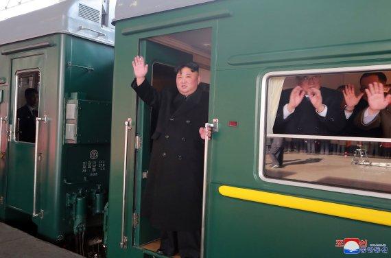[김정은 열차 타고 하노이행]하노이행 열차 탄 김정은.. 비핵화 향한 '60시간 여정'[애니블랙잭 티아거 토토]