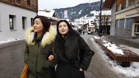 JTBC2 '바람난 언니들'/사진제공= JTBC2