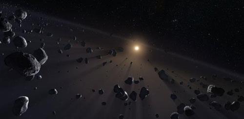 카이퍼벨트 천체 [ESO/M.콘메세르 제공]