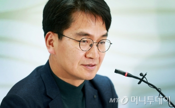 이덕선 한국유치원총연합회 이사장./ 사진=이동훈 기자