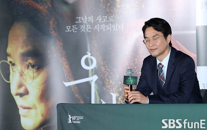 <p> Actor Han Suk-kyu with 7 afternoon Seoul interests like Yongsan District CGV interests like Yongsan Eye Park Mall opened in movie idol media distribution in the Council question and Answer Time.</p>