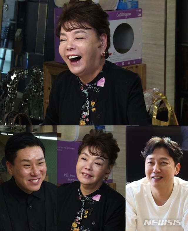 이상민, 김수미와 '재혼의 기술' 외치다