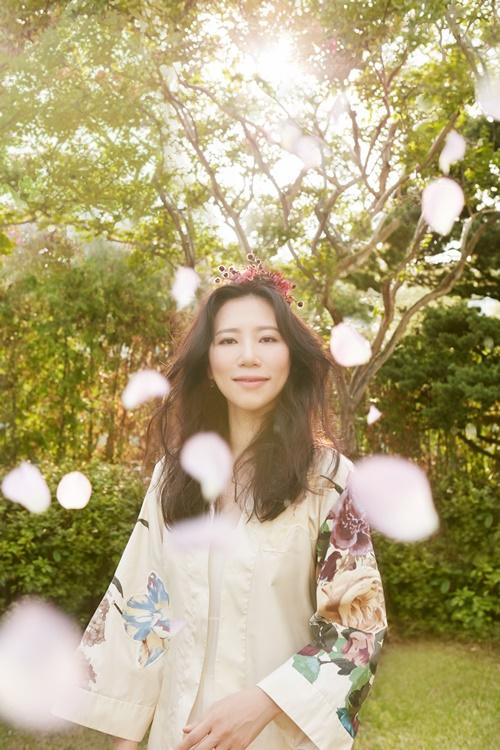 가수 임현정이 6집 수록곡 'God Bless You'에 대해 소개했다. 사진=감성공동체 물고기자리 제공
