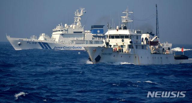 '기관포 탑재' 중국 해경선, 센카쿠 일본 접속수역 진입[플러스카지노사이트|프로배구경기일정]