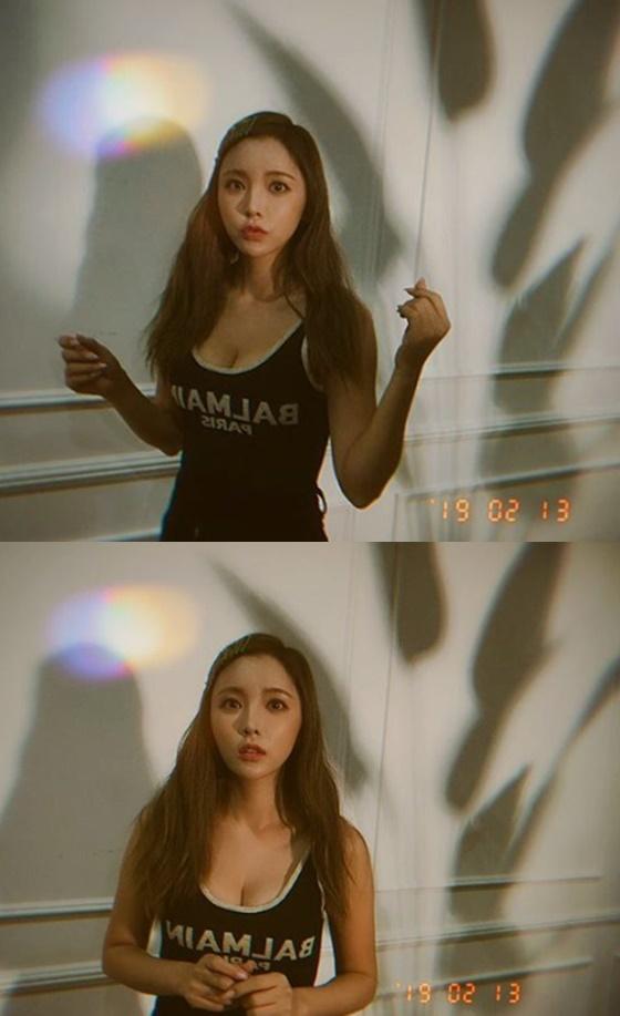 홍진영./사진=홍진영 인스타그램