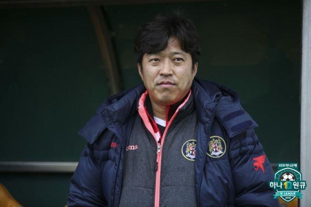 고종수 대전 감독. 한국프로축구연맹 제공