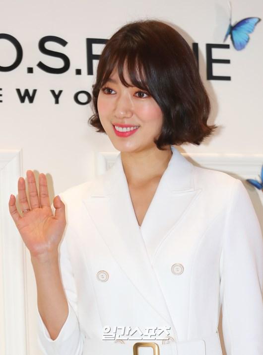 [포토]박신혜,눈부시게 아름다운 미소
