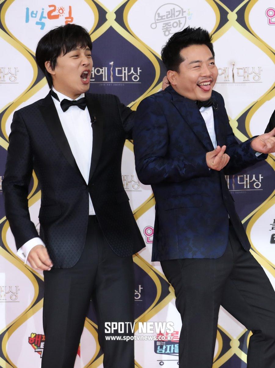 차태현-김준호, 빠른사과‧활동 중단..대중 분노 잠재울까 [종합]