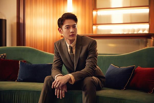 샤이니 민호의 첫 솔로곡이 공개된다. SM엔터테인먼트 제공