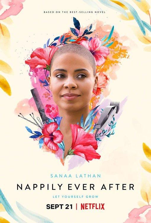 영화 '어느날 인생이 엉켰다(Nappily Ever After)' 포스터 [사진 넷플릭스]