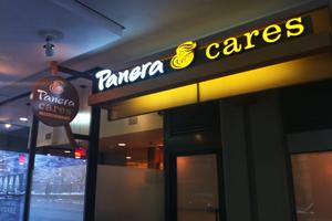 지난달 문을 닫은 파네라 케어스 보스턴 매장. /사진=panera cares 홈페이지