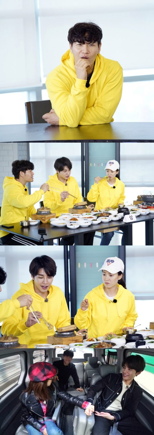 "<p>SBS 'Running Man'Kim Jong-kooks 'honey' comments after the incident as one step closer with Kim Jong-kook - Song Ji-hyo of the subtle atmosphere.</p><p>Coming 31st broadcast of 'Running Man'is a solo member of the troop, among the sleep is for the 'secret couple'lace decorated. Members all promote a new power solo and pretend to be a secret couple to add. Kim Jong-kook is the 'secret couple' as a candidate Song Ji-hyo and guest starred as a model you learn Jae-young Kim, cited.</p><p>Kim Jong-kook is the other members several people to suspect that, unlike Jae-young Kim and Song Ji-hyos familiar look continue intellectual and the secret couple drove. Kim Jong-kook - Song Ji-hyo with Jae-young Kim, and comfortably say to place on a conversation and hand holding was a testimony to two people a couple of secrets as strongly suspected.</p><p>This is in the Song Ji-hyo is the innocence and ""if only I was a couple of secrets if Kim Jong-kook is this now the Jealous one,""he said. Other members also Kim Jong-kooks attitude about ""that Jealous fit""the same.</p><p>Guest the picture is Kim Jong-kook is about ""a little scary,""he said. And Song Ji-hyo ""once you get to know decent people. . ""'Monday couple'side.</p><p>Kim Jong-kook - Song Ji-hyos subtle love-line is coming 31, 5 p.m. to be checked.</p>"