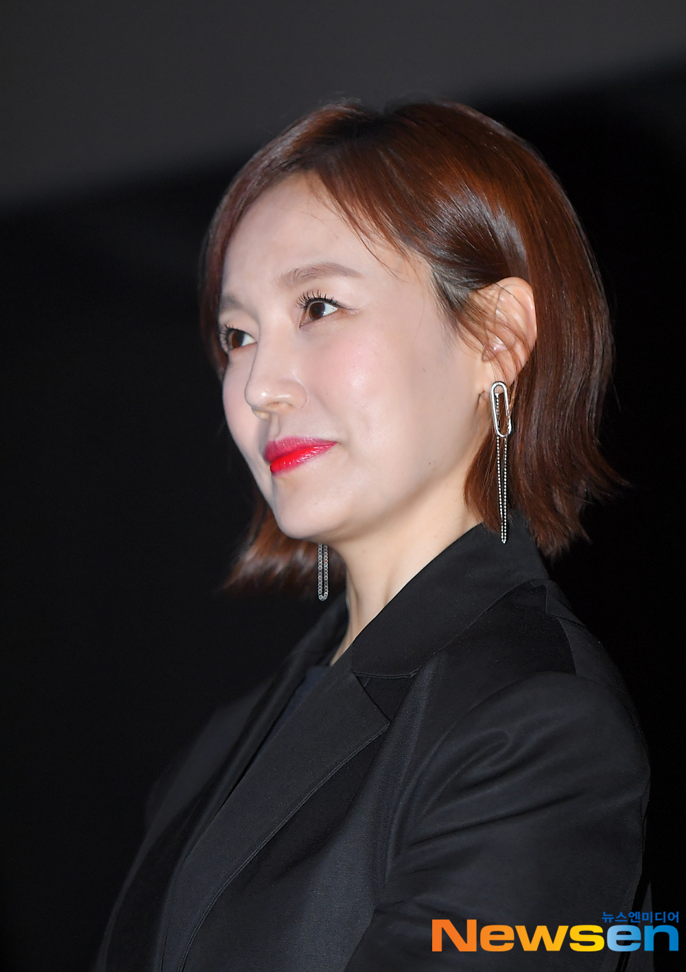 <p>The movie sun kiss family(Director Kim Ji Hye) stage is 3 31 afternoon, Gangnam-GU, Seoul Megabox COEX on the open.</p><p>This day, Jin Kyeong attended.</p>