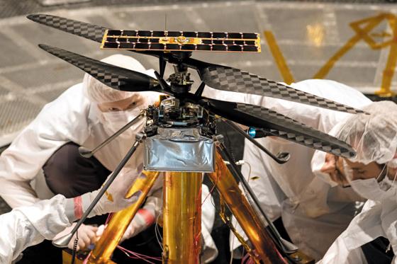 [IF] [사이언스 샷] 헬기, 2021년 화성 난다[SPOTO 토토|킹스맨 토토]
