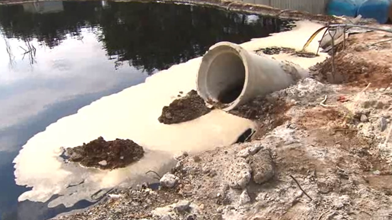 익산 폐채석장에 '독성 폐기물'..침출수에 1급 발암물질 160배[윔블던 토토|스카이72 토토]