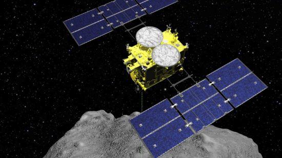 日탐사선 하야부사2, 소행성에 충돌장치 분리..웅덩이 만들까[황금성릴께임|헐크 토토]