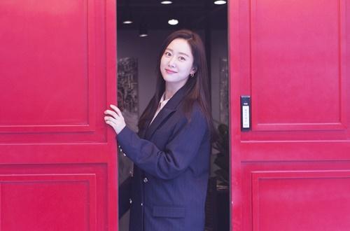 최근 전혜빈이 MBN스타와 인터뷰를 진행했다 사진=ARK엔터테인먼트