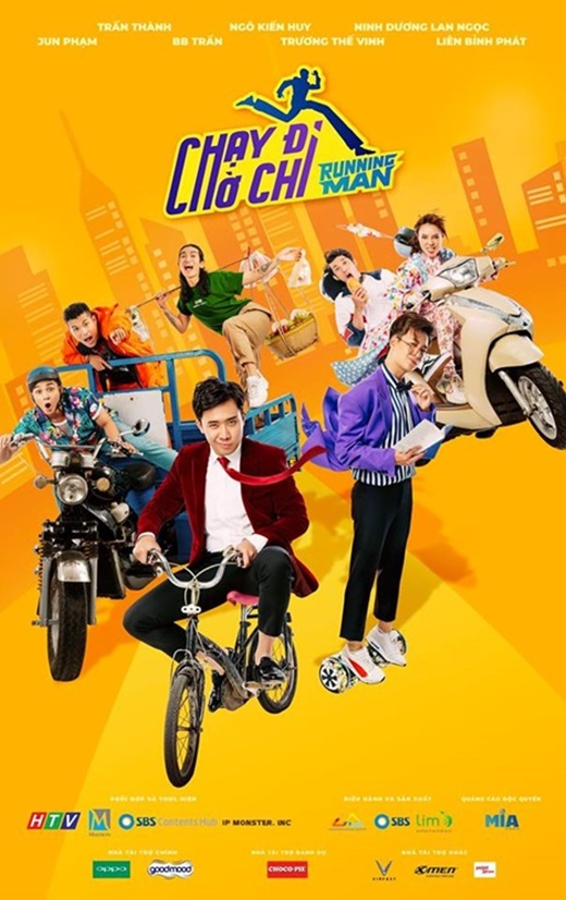 <p> SBSs Sunday variety program Running ManChinese in Vietnam even landed.</p><p>Over the past 6 to 7: 30 p.m., Vietnam edition Running Man - Chay Di cho chiVietnams flagship entertainment channel HTV7 through the first broadcast. 7 March a total of 15 times throughout the broadcast, expected to be Vietnam edition Running Man - Chay Di cho chiis the first broadcast from the hot reaction.</p><p>Google Search Results 2 billion to 8 thousand, 1 hour and 15 minutes of YouTube full of hits in two days 300 million views sniffles beyond. Also Vietnam edition Running Man - Chay Di cho chi, first broadcast in Korea Running Manteam leader Yoo Jae Suk directly for from the first The Mission, the scene is Vietnam viewers was a hot topic.</p><p>2-year preparation period and 5 months of shooting, the smallest PD, including 30 people of Korea and 70 of Vietnam staff fired. Vietnam from Origin you wont find huge production costs.</p><p>The cast of leader TRAN THAN the first shooting and the shooting the film in not seen for some equipment and a tremendous work force, and their orderly movements, Korea team of seasoned production skills, such as the amazing that not one. This shoot is the first, and later on also seems to be no,he said.</p><p>Vietnam edition Running Man - Chay Di cho chibroadcast culture one kind of meaning beyond the economic one kind of meaning is even greater. 48 Republic of Korea SME product programs in shikara melt. SBS KOTRA, public place perch Cooperation Foundation and hand in hand Running Man - Chay Di cho chi program in indirect light and with PPL through Korea SME products to Vietnam in introduction to. Also since the broadcast of the adhesive type of marketing is also parallel to the export and sales expansion of domestic SMEs growth.</p>