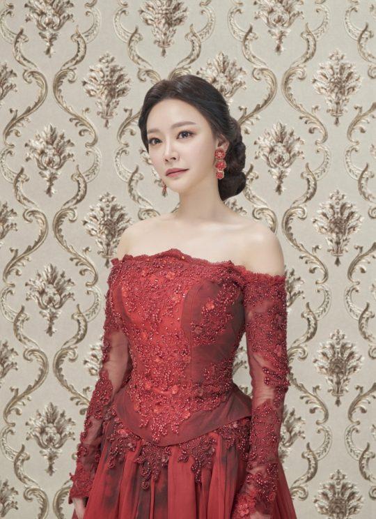 김소현 뮤지컬 '안나 카레니나' 프로필/사진제공=쇼온컴퍼니